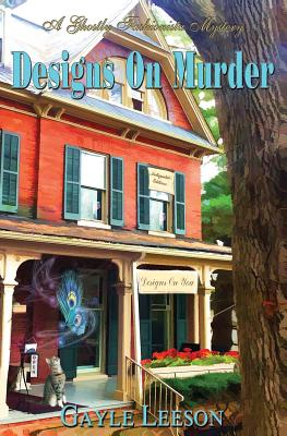 Designs On Murder: A Ghostly Fashionista Mystery Cover Image
