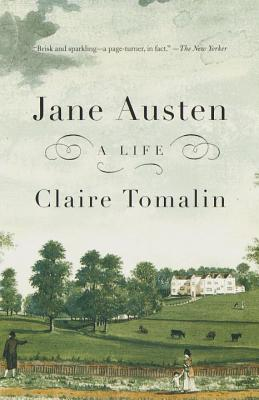 Jane Austen: A Life Cover Image