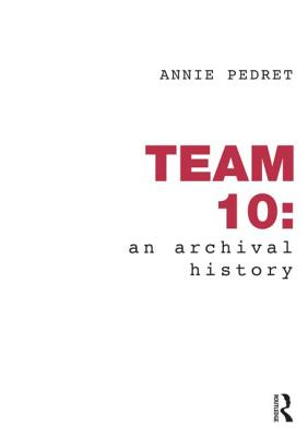 Team 10: An Archival History Cover Image