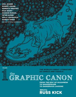 The Graphic Canon, Volume 1 Cover