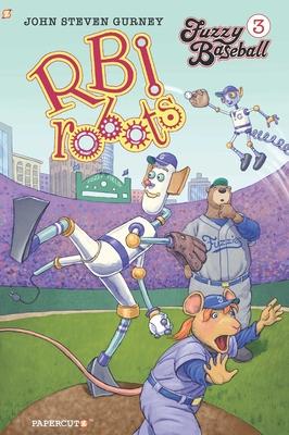 Fuzzy Baseball Vol. 3: R.B.I. Robots Cover Image