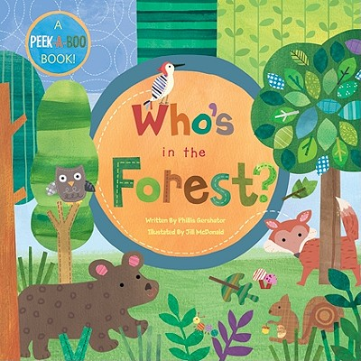 Who's in the Forest? Cover