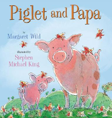 Piglet and Papa Cover