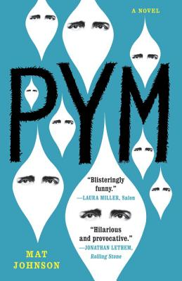 Pym: A Novel Cover Image