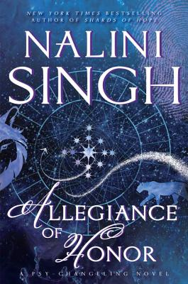 Allegiance of Honor (Psy-Changeling Novel, A #15) Cover Image