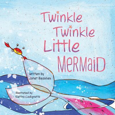 Twinkle Twinkle Little Mermaid Cover Image