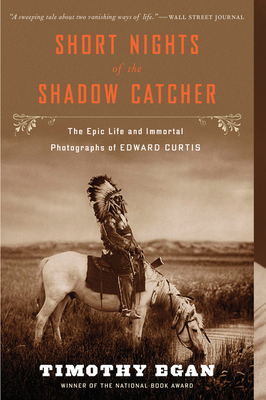 Short Nights of the Shadow Catcher Cover