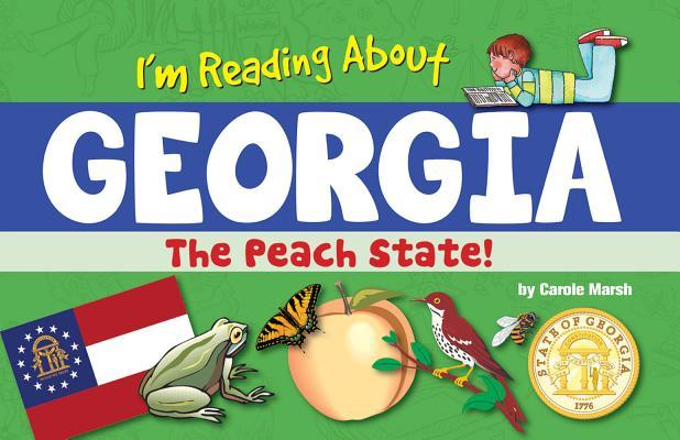 I'm Reading about Georgia (Georgia Experience) Cover Image