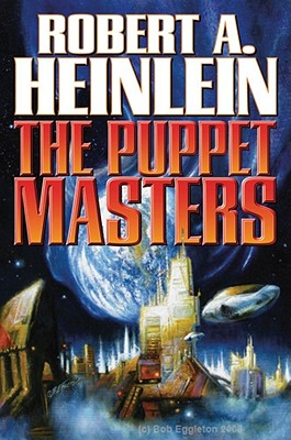 The Puppet Masters Cover