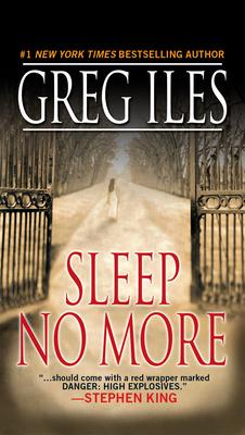 Sleep No More Cover
