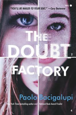 The Doubt Factory: A page-turning thriller of dangerous attraction and unscrupulous lies Cover Image