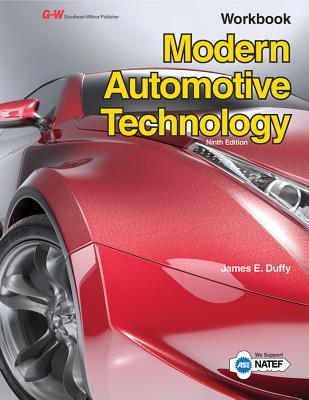 Modern Automotive Technology Workbook Cover Image