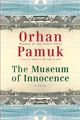 The Museum of Innocence Cover Image