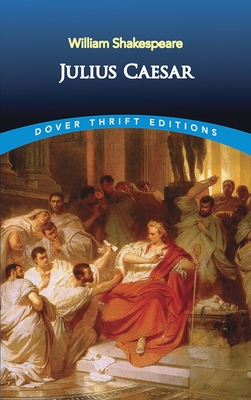 Julius Caesar (Dover Thrift Editions) Cover Image