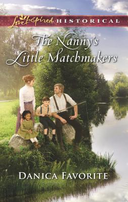 The Nanny's Little Matchmakers (Love Inspired Historical) Cover Image
