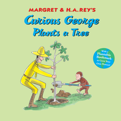 Curious George Plants a Tree Cover
