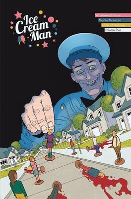 Ice Cream Man Volume 4: Tiny Lives Cover Image