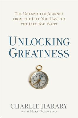 Unlocking Greatness book cover