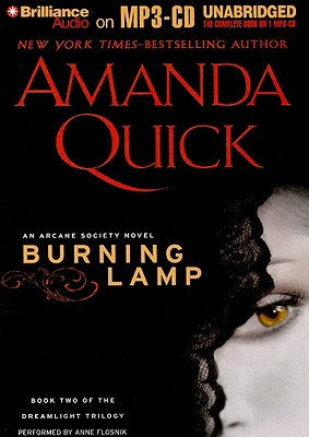 Cover for Burning Lamp