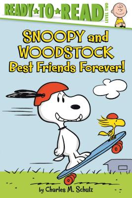 Cover for Snoopy and Woodstock