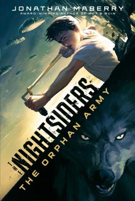 The Orphan Army (The Nightsiders #1) Cover Image