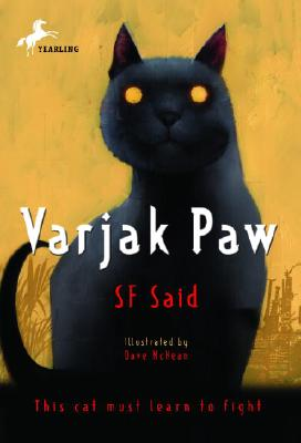 Varjak Paw Cover