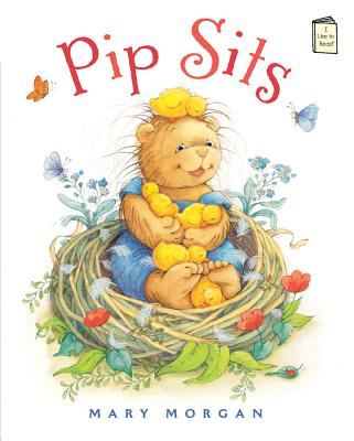 Cover for Pip Sits (I Like to Read)