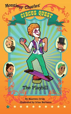 The Playbill: Circus Quest Series Cover Image