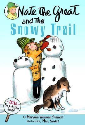 Nate the Great and the Snowy Trail Cover Image