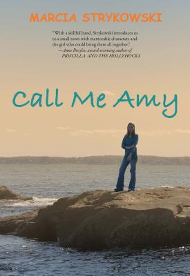 Cover for Call Me Amy
