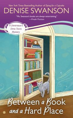 Between a Book and a Hard Place (Devereaux's Dime Store Mystery #5) Cover Image