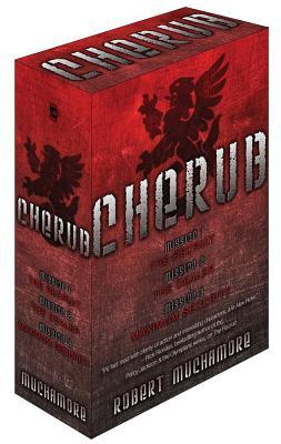 CHERUB: The Recruit; The Dealer; Maximum Security Cover Image