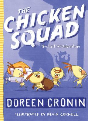 The Chicken Squad Cover