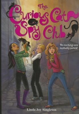 The Curious Cat Spy Club Cover