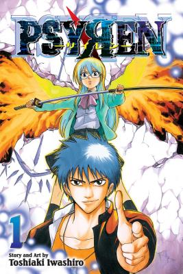 Psyren, Volume 1 Cover