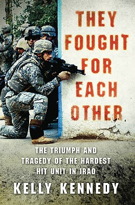 They Fought for Each Other Cover