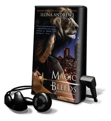 Magic Bleeds Cover Image