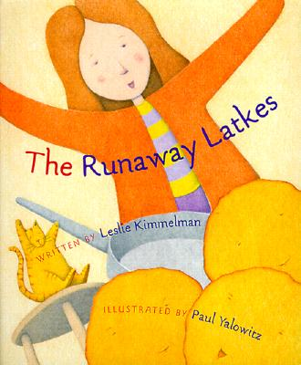The Runaway Latkes Cover
