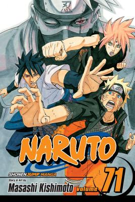 Naruto, Vol. 71 cover image