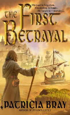 The First Betrayal Cover