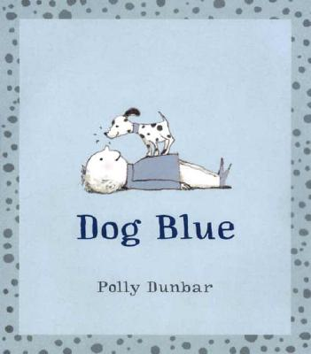 Dog Blue Cover