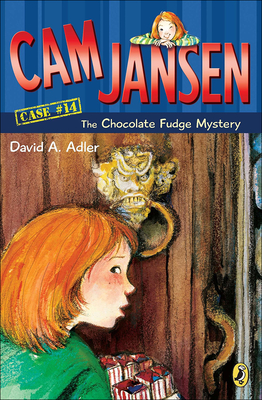 CAM Jansen and the Chocolate Fudge Mystery Cover Image