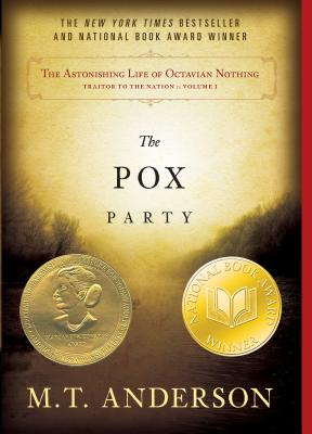 The Pox Party Cover