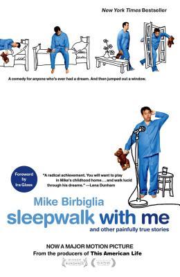 Sleepwalk with Me Cover