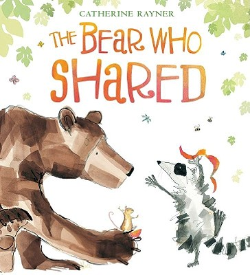 The Bear Who Shared Cover