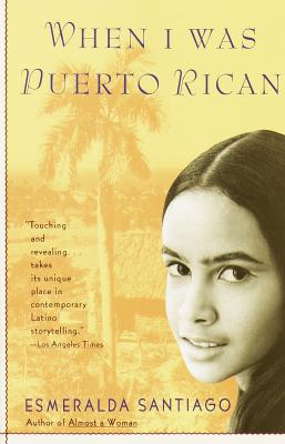 Cover for When I Was Puerto Rican