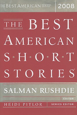 The Best American Short Stories 2008 Cover