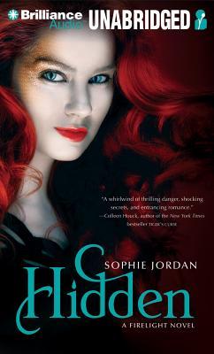 Hidden: A Firelight Novel Cover Image