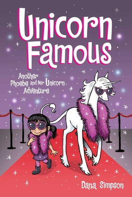 Unicorn Famous: Another Phoebe and Her Unicorn Adventure Cover Image
