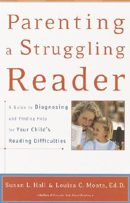 Parenting a Struggling Reader Cover